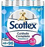 SCOTTEX megarollo Toilettenpapier–48Rollen