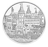 DEUTSCHER MÜNZEXPRESS Wiener Neustadt Österreich 2019 | Silber | Anlagemünze